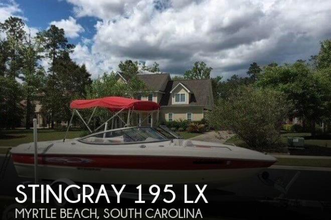 2009 Stingray 195 LX - For Sale at Myrtle Beach, SC 29588 - ID 151056
