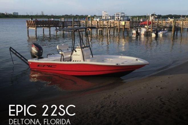 2016 Epic 22SC - For Sale at Deltona, FL 32725 - ID 149537