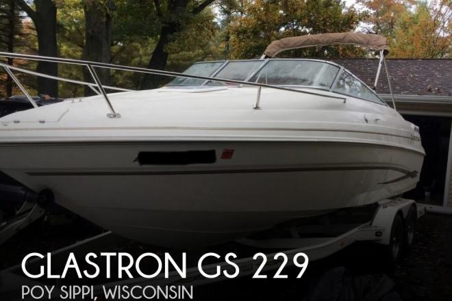 2003 Glastron GS 229 - For Sale at Poy Sippi, WI 54967 - ID 151568