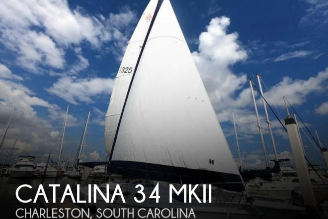 1997 Catalina 34 MkII - For Sale at Johns Island, SC 29455 - ID 149335
