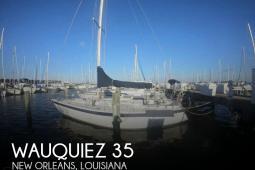 1982 Wauquiez 35