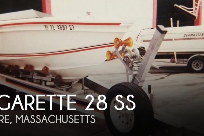 1974 Cigarette 28 SS - For Sale at Revere, MA 2151 - ID 149218