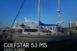 1975 Gulfstar 53 MS