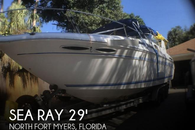 1993 Sea Ray 300 Sundancer - For Sale at North Fort Myers, FL 33903 - ID 154363