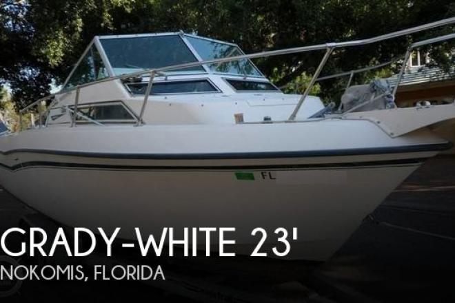 1988 Grady White 23 Gulfstream - For Sale at Nokomis, FL 34275 - ID 148517