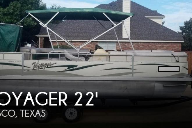 2009 Voyager 22 Sport Cruiser - For Sale at Frisco, TX 75034 - ID 151147