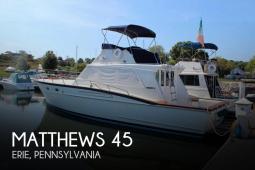 1969 Matthews 45