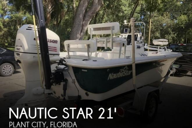 2005 Nautic Star 2100 Nautic Bay - For Sale at Plant City, FL 33567 - ID 148615