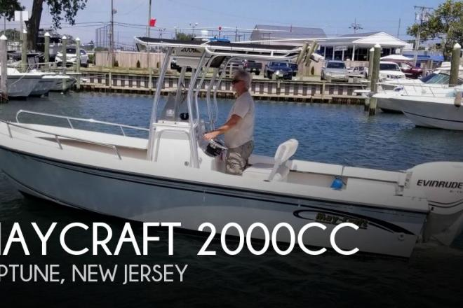 2013 Maycraft 2000CC - For Sale at Neptune, NJ 7753 - ID 148471