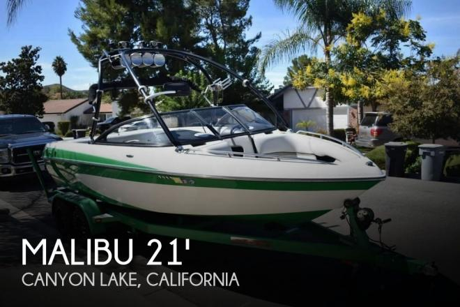 2005 Malibu Wakesetter VLX 21 - For Sale at Menifee, CA 92587 - ID 148616