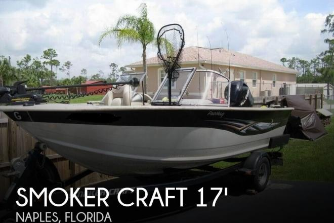 2008 Smoker Craft Pro Mag 172 - For Sale at Naples, FL 34120 - ID 148526