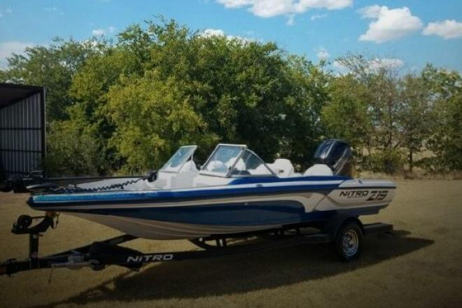 2018 Nitro Z19 Fish N' Ski - For Sale at Waco, TX 76716 - ID 148000