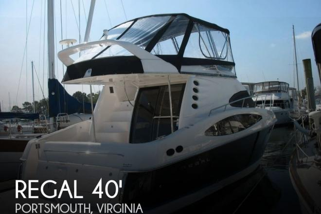 2006 Regal 3880 Sedan Bridge - For Sale at Portsmouth, VA 23704 - ID 147901