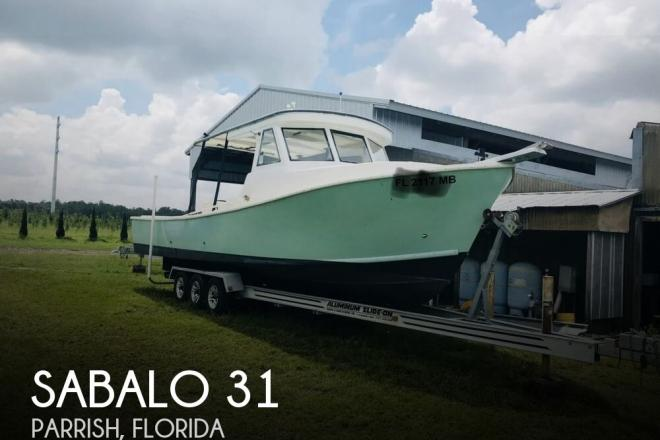 2001 Sabalo 31 - For Sale at Parrish, FL 34219 - ID 147808