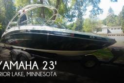 2011 Yamaha 242 Limited S
