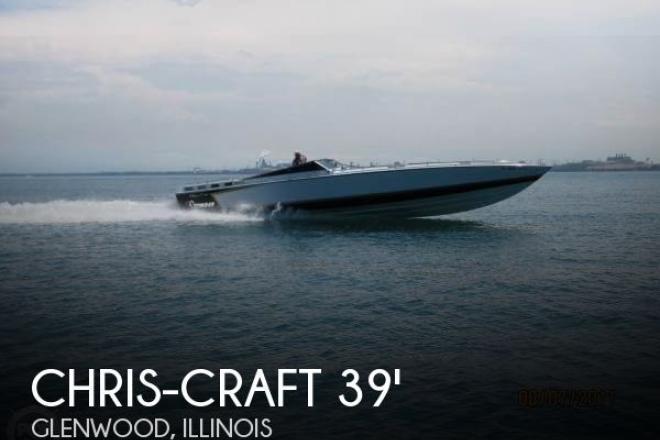 1984 Chris Craft Stinger 390X
