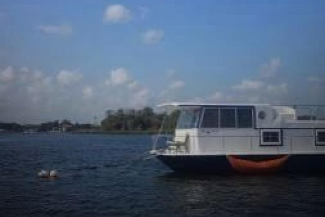 1970 Chris Craft 35 aqua home - For Sale at Crystal River, FL 34429 - ID 147640