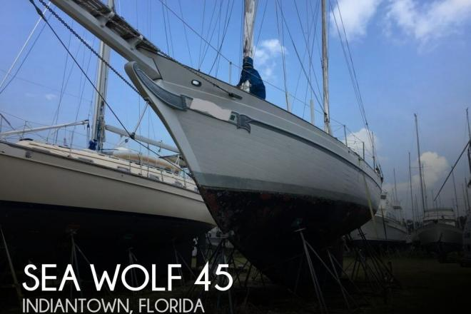 1974 Seawolf 45 - For Sale at Indiantown, FL 34956 - ID 147405