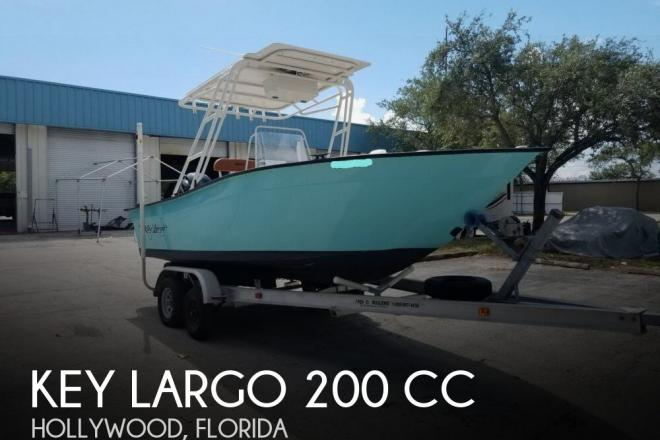 1998 Key Largo 200 CC - For Sale at Hollywood, FL 33081 - ID 148839