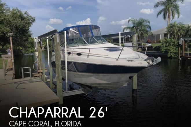 2006 Chaparral 240 Signature - For Sale at Cape Coral, FL 33914 - ID 146781