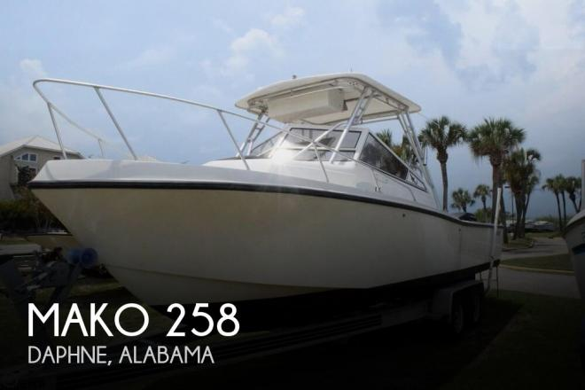 1987 Mako 258 - For Sale at Daphne, AL 36526 - ID 146734
