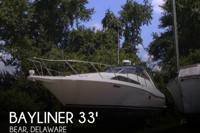 1997 Bayliner 3255 Avanti - For Sale at Bear, DE 19701 - ID 145953
