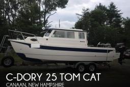 2007 C Dory 25 Tom Cat