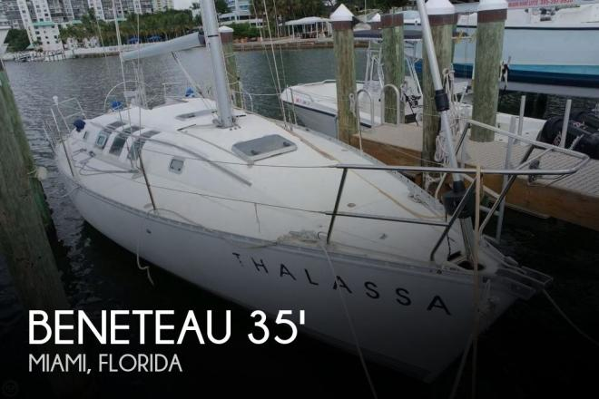 1991 Beneteau First 35 S 5 - For Sale at Miami, FL 33129 - ID 145467