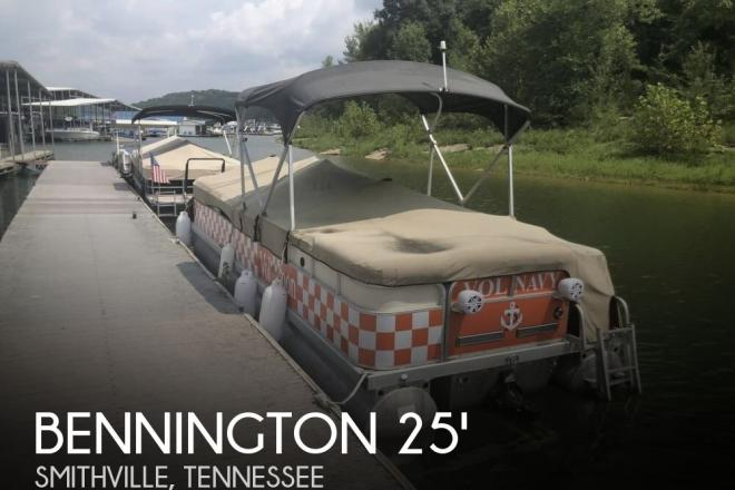 2002 Bennington 2575 RL I/O - For Sale at Smithville, TN 37166 - ID 148680