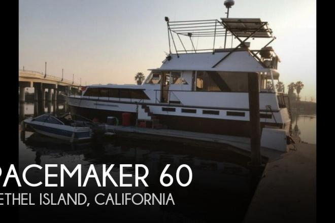 1968 Pacemaker 60 - For Sale at Bethel Island, CA 94511 - ID 145312
