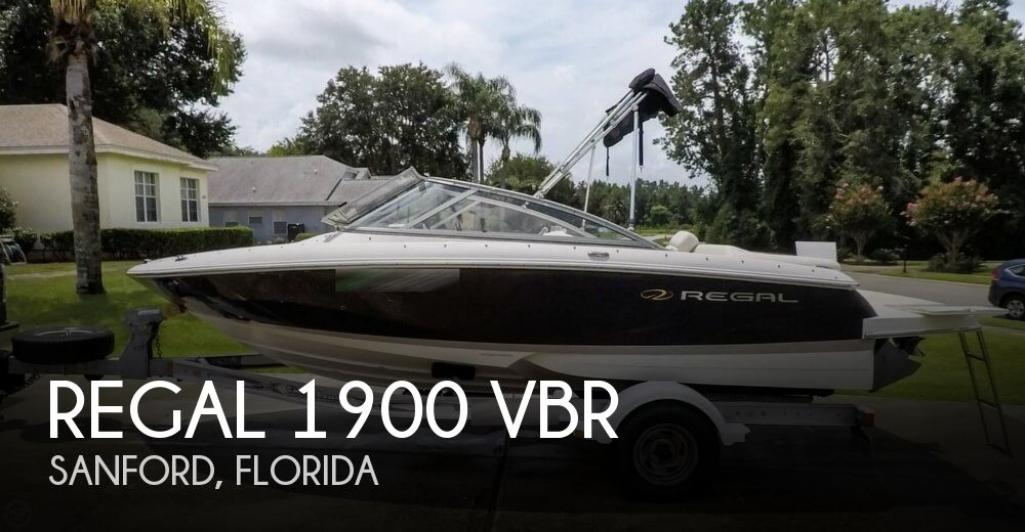 For Sale: 2006 Regal 1900 VBR - $15,000 at Sanford, FL