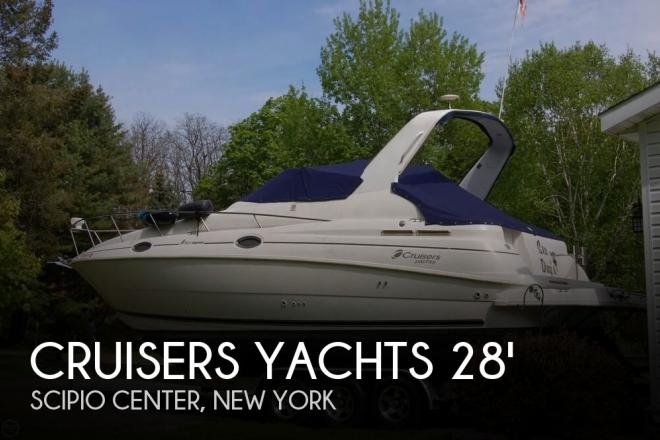 2003 Cruisers 2870 Express - For Sale at Scipio Center, NY 13147 - ID 145110