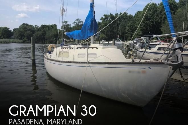 1970 Grampian 30 - For Sale at Pasadena, MD 21122 - ID 144548