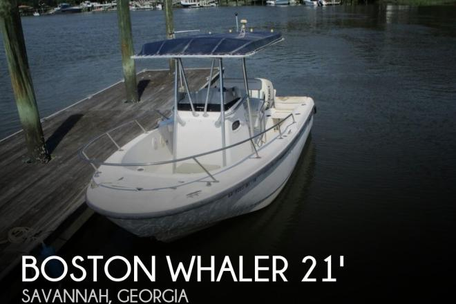 2001 Boston Whaler 21 Outrage - For Sale at Savannah, GA 31406 - ID 144309