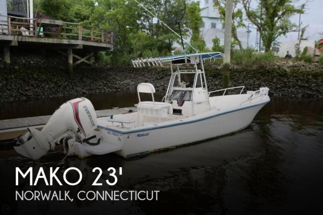 1995 Mako 232 Center Console - For Sale at Norwalk, CT 6855 - ID 145932