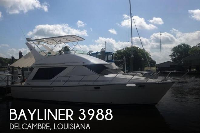 2000 Bayliner 3988 - For Sale at Delcambre, LA 70528 - ID 144316