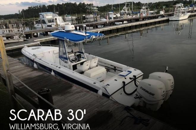 1988 Scarab 302 Sport Center Console - For Sale at Williamsburg, VA 23185 - ID 148151