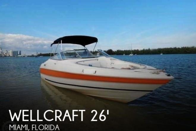 1996 Wellcraft Eclipse 2600 S - For Sale at Miami, FL 33136 - ID 144111