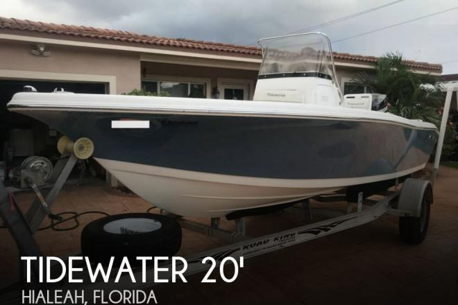2010 Tidewater 196 CC Adventure - For Sale at Hialeah, FL 33010 - ID 144041