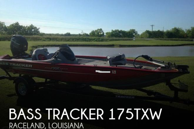 2015 Bass Tracker 175TXW - For Sale at Raceland, LA 70394 - ID 144343