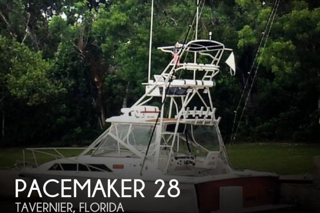 1973 Pacemaker 28 - For Sale at Tavernier, FL 33070 - ID 143855