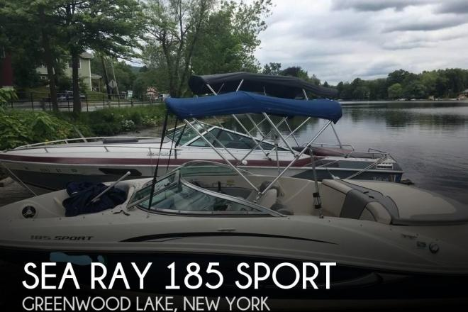 2008 Sea Ray 185 Sport - For Sale at Ringwood, NJ 7456 - ID 143697