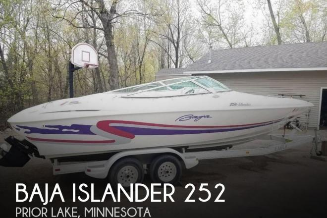 1997 Baja Islander 252 - For Sale at Prior Lake, MN 55372 - ID 144885