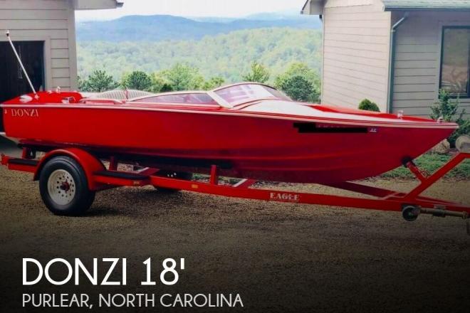 1988 Donzi 2+3 Testarossa Edition - For Sale at Purlear, NC 28665 - ID 143548