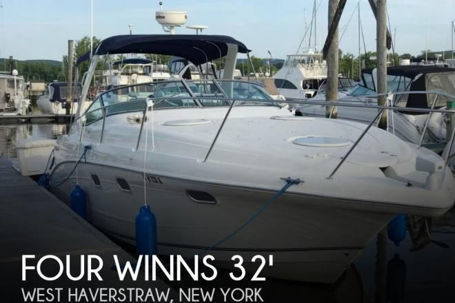 2003 Four Winns 328 Vista - For Sale at West Haverstraw, NY 10993 - ID 148841