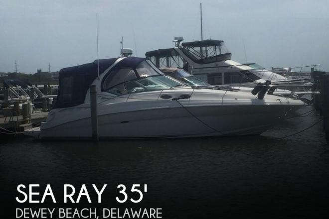 2004 Sea Ray 320 Sundancer - For Sale at Rehoboth Beach, DE 19971 - ID 143333