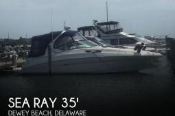 2004 Sea Ray 320 Sundancer