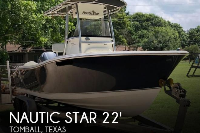 2009 Nautic Star 2200 Offshore - For Sale at Tomball, TX 77377 - ID 142947