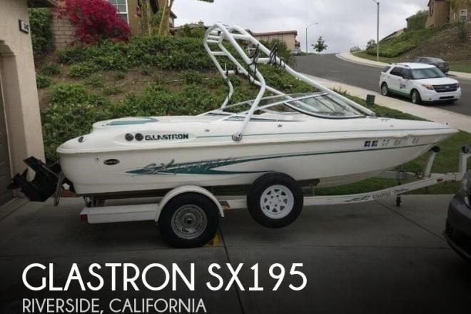 2003 Glastron SX195 - For Sale at Riverside, CA 92501 - ID 142729