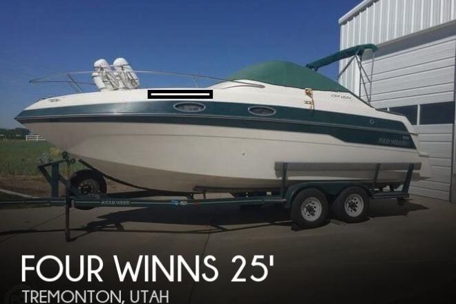 1996 Four Winns 258 Vista - For Sale at Tremonton, UT 84337 - ID 142309